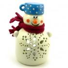 Snežak Lučka Lonček Plavi