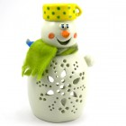Snežak Lučka Lonček Rumen