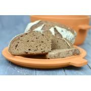 Posoda za peko kruha brez glutena