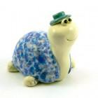 Želva Pikasta Modra