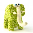 Slonček Pikasti Zelen